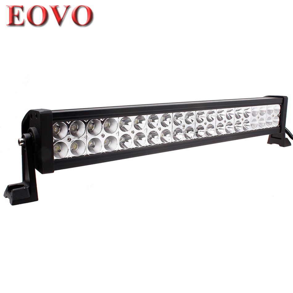 22 Inch 120W LED Light Bar for Off Road Indicators Work Driving Offroad Boat Car Truck 4x4 SUV ATV Fog Spot + Flood Combo 12V(China (Mainland))
