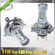 100x high power 11W car led fog lamp 9003 HB2 H4 12 smd 5630 12smd 12V 24V light bulb WHITE - Biggest Hero store