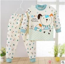2016 new spring autumn baby girls clothing sets girls cartoon suit clothing children coat clothes T-shirt+pant(China (Mainland))