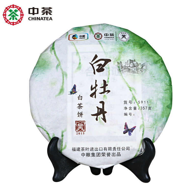 Белый чай из Китая