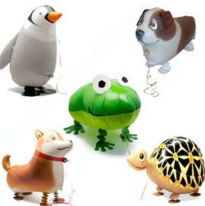 party supplies wholesale helium balloons inflatable animals foil balloons walking pet balloons walking animal balloons<br><br>Aliexpress