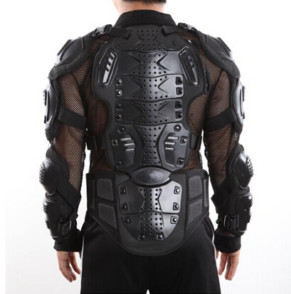 Professional Motorcycle Body Protection Motorcross Racing Full Body Armor Spine Chest Protective Jacket Gear(China (Mainland))