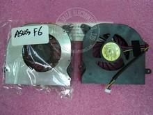 Buy  (5pcs/lot) NEW cpu fan ASUS F6 F6A F6V F6S F6E F6Z V2S fan,New F6 F6A F6V F6S laptop cpu cooling fan cooler for $17.55 in AliExpress store
