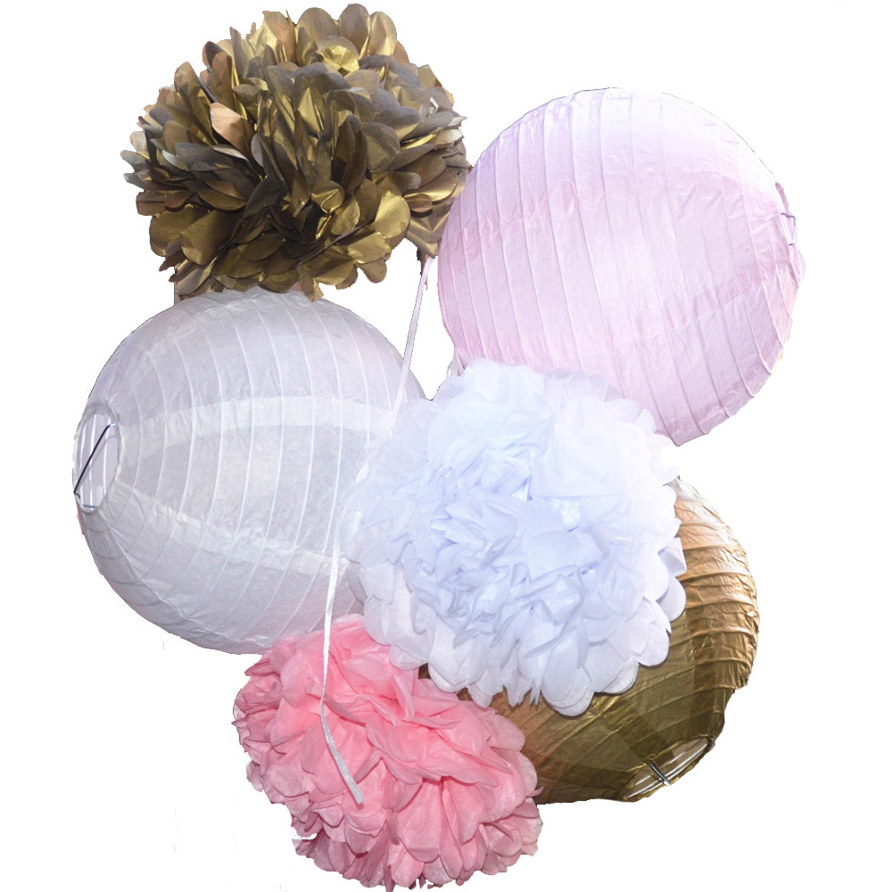 Online buy wholesale hanging paper balls from china hanging paper balls wholesalers - Hanging paper balls decorations ...