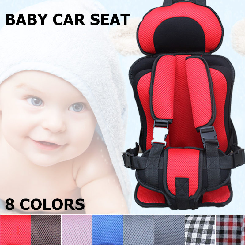 Adjustable 6months-5 Yearsold Baby Car Safety Seats Portable Baby carrier Baby Child Infant Children Car Safety Seat Cushion(China (Mainland))