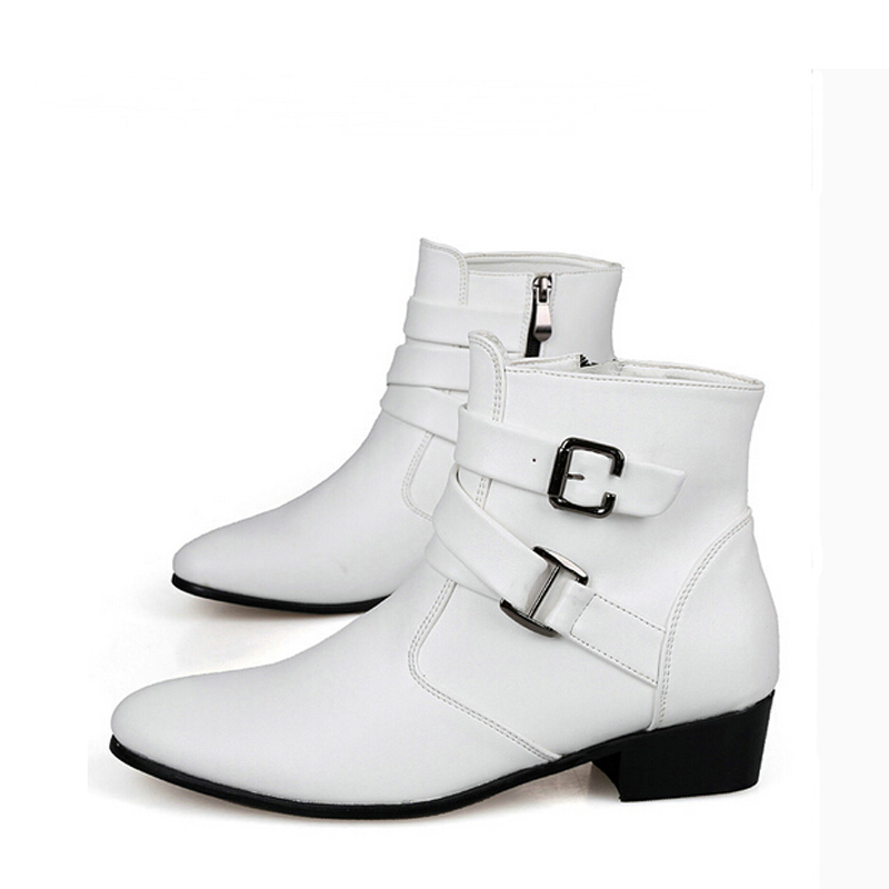 White Winter Boots For Men | Santa Barbara Institute for ...