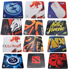 11 kinds steelseries mouse pad QcK 28X25X2MM Fnatic Navi Dota2 TYLOO SK Virtus pro NIP SK EVIL MLG Mouse pad QCK Gaming mat(China (Mainland))