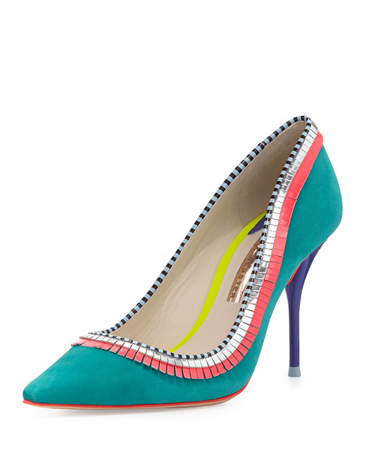 Здесь можно купить  Aw 2015 Green Lola Suede Fringe Pumps women pumps women genuine leather shoes evening shoes Aw 2015 Green Lola Suede Fringe Pumps women pumps women genuine leather shoes evening shoes Обувь