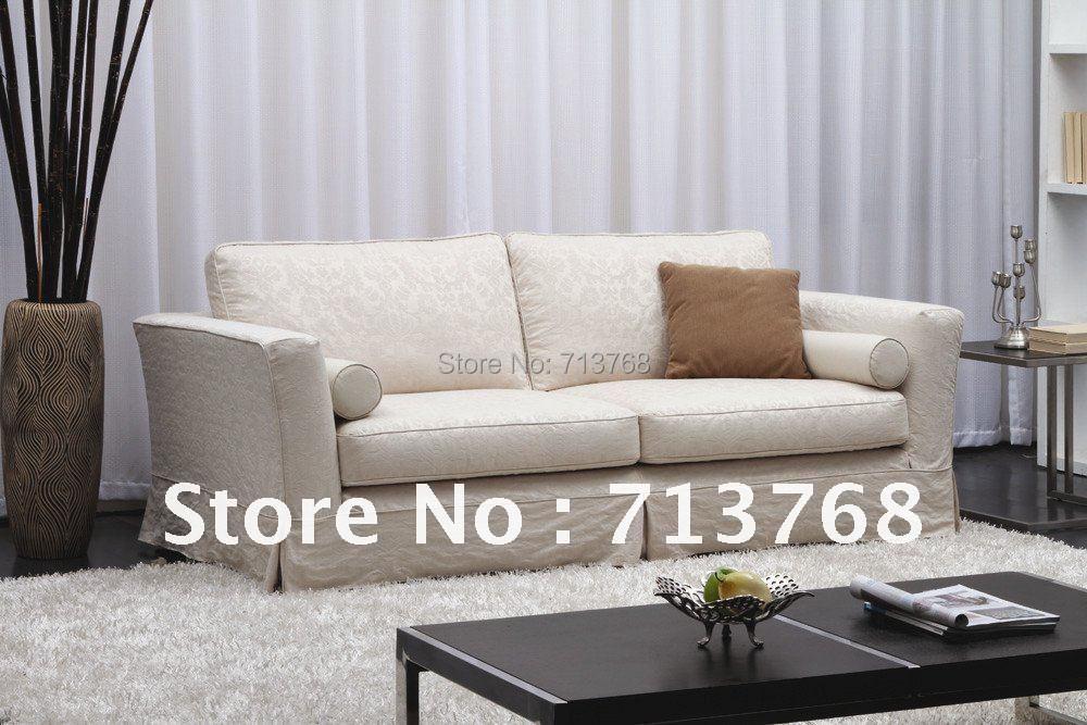 Modern Furniture Living Room Fabric Sofa 3 Seater Sofa MCNO9041 In Livi