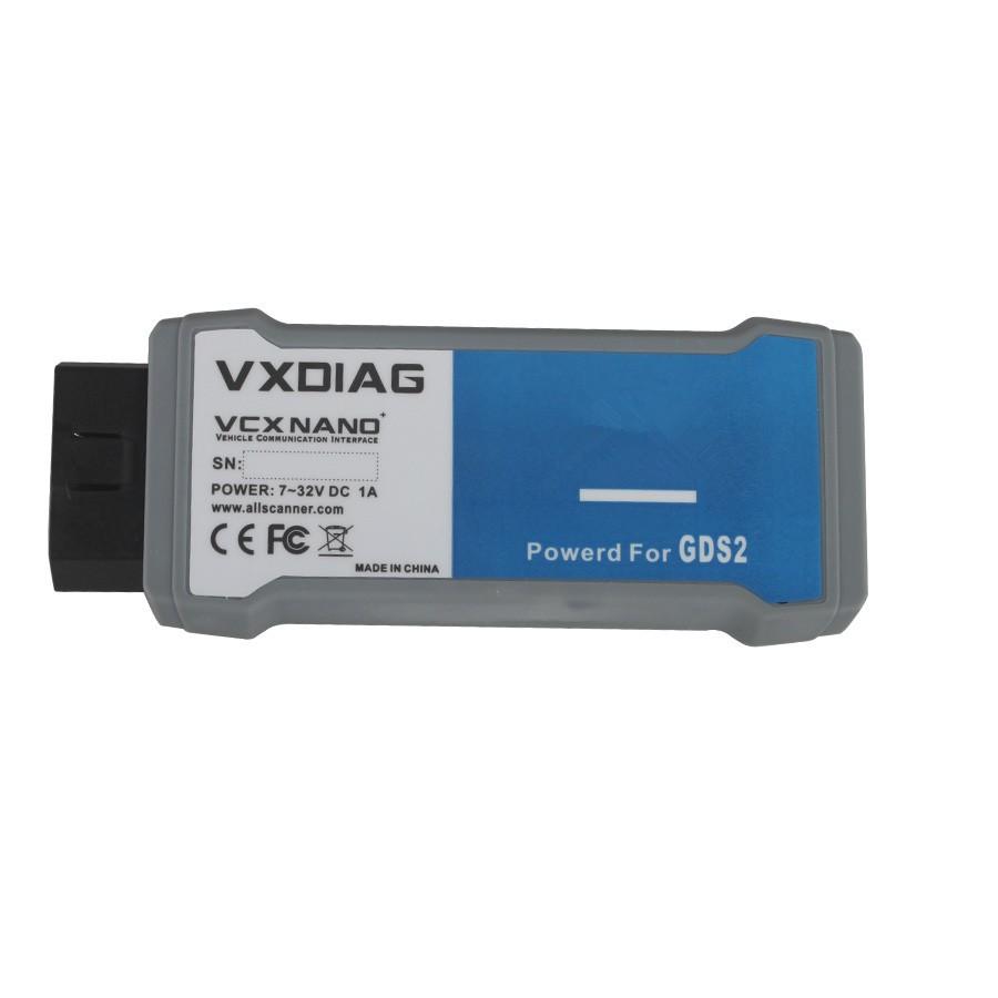 VXDIAG ДИАГНОСТИЧ нано для GM/Опель gds2 програмное средство диагностики WiFi Версия