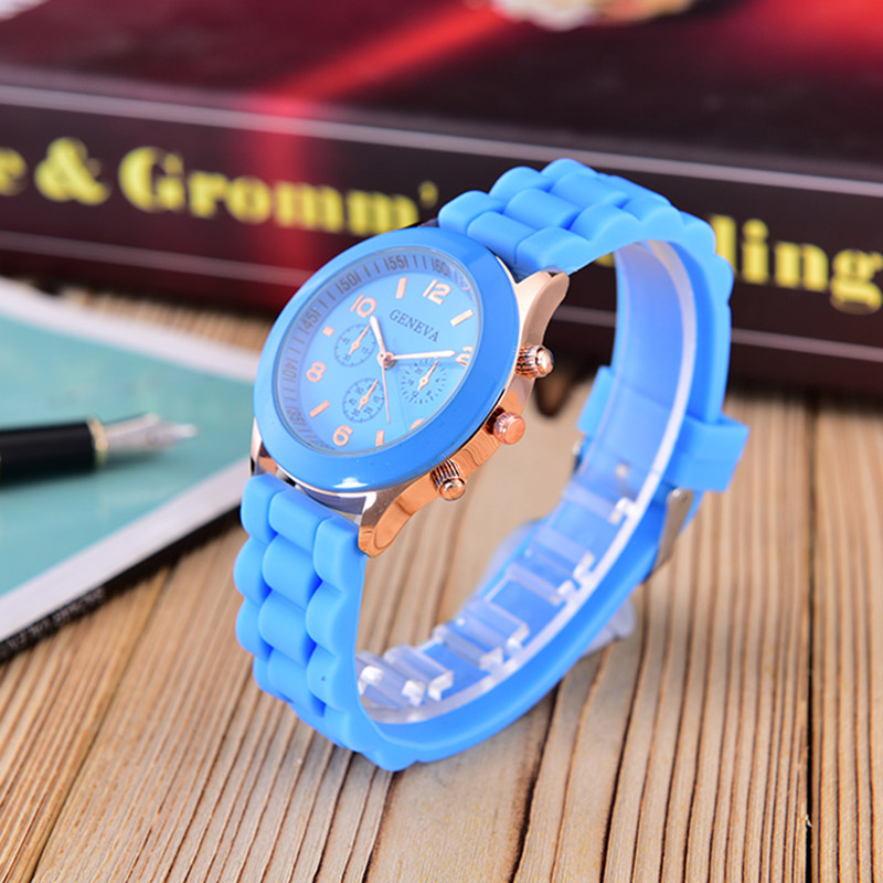 2015 Fashion Sport LED Women Watches Candy Color Silicone Rubber Touch Screen Digital Watches Waterproof Bracelet Wrist watch
