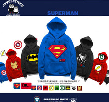 New 2016 Sell like hot cakes SUPER MAN Sweatshirts agents of S H I E L