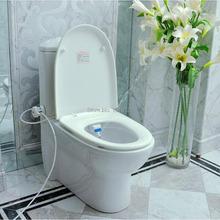 Neue Ankunft Patent Design Luxuriöse Hygienische Umweltfreundliche Und Einfach Zu Installieren High Tech Wc-sitz Tragbare Sanitär Wand Bidet(China (Mainland))