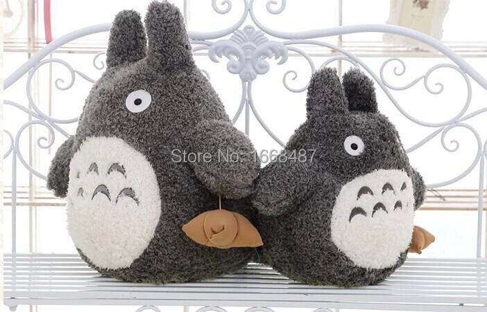 Free shipping 1pc retail wholesale 18cm my neighbor totoro plush totoro stuffed animal toy children gifts(China (Mainland))
