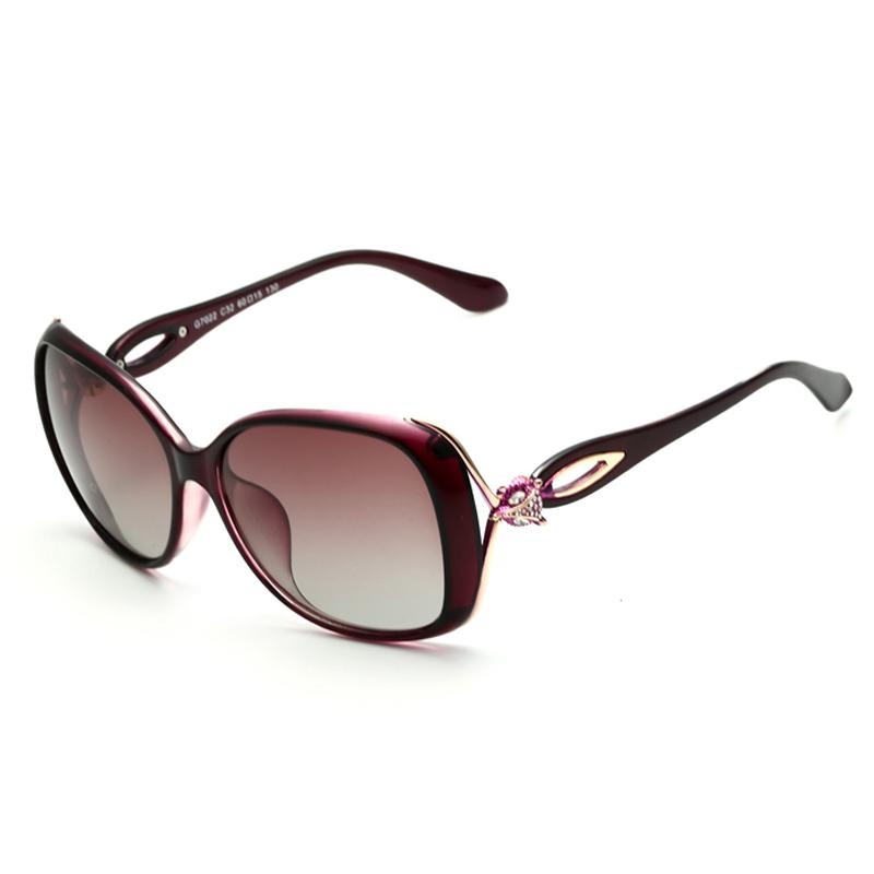 Retro TR90 Vintage Driving Sun glasses Polarized Luxury Ladies Designer Women Sunglasses Eyewear oculos de sol feminino 7022