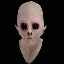 Buy 2016 New Halloween Mask Latex Alien Touches UFO Mask Blooding Ghost Cosplay Costumes Realistic Silicone Masks Masquerade.7z for $13.14 in AliExpress store