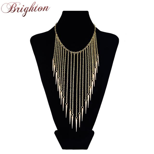 European Style Vintage Trench Fashion Necklaces