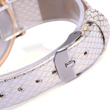 77 Fashion New Summer Style Leather Strap Waterproof Wristwatch Women Wristwatches Relogios Femininos Ladies Watch XR762