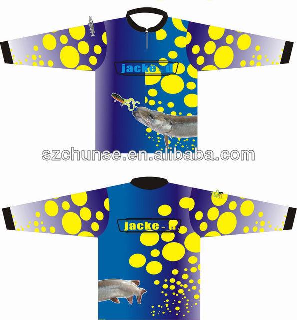 Custom Tournament Fishing Jerseys In Hiking Shirts From