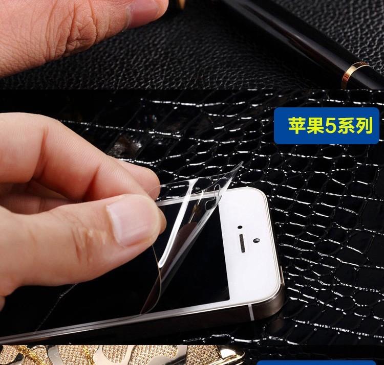 Nano-coated TPU explosive-proof screen protector film(China (Mainland))