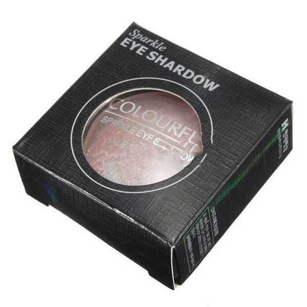Aneroideed Professional Makeup Cosmetic Baked Mineral Eyeshadow Powder(China (Mainland))
