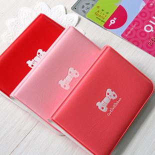 2012 card holder candy color credit card bag cute card holder