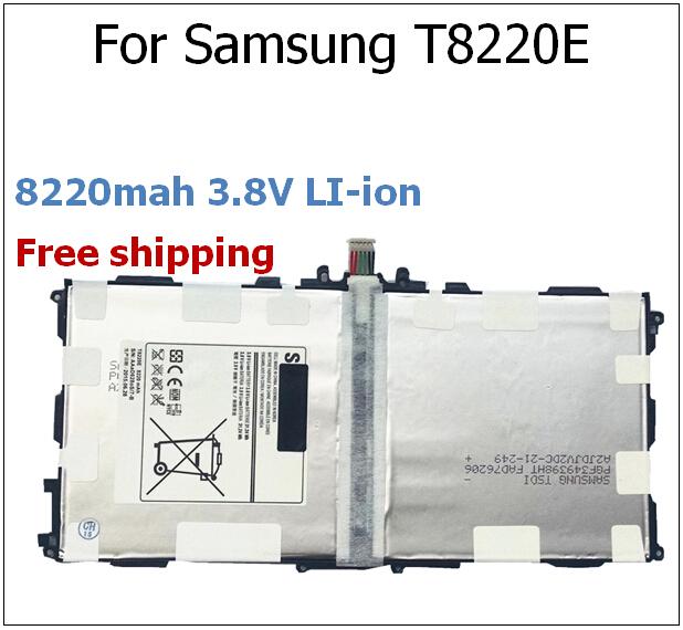 8220mah 3.8V T8220E Genuine Original Battery for Samsung for Galaxy Note 10.1 2014 Edition P601 P600<br><br>Aliexpress