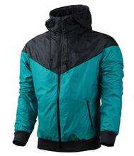 2015 NK Jacket Windrunner Mens Windbreaker Jackets 3m Jacket Hight Quality Spring Male Jacket Hoodies MJ06(China (Mainland))