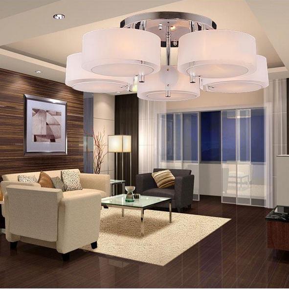 Deckenleuchten Wohnzimmer Modern – eyesopen.co