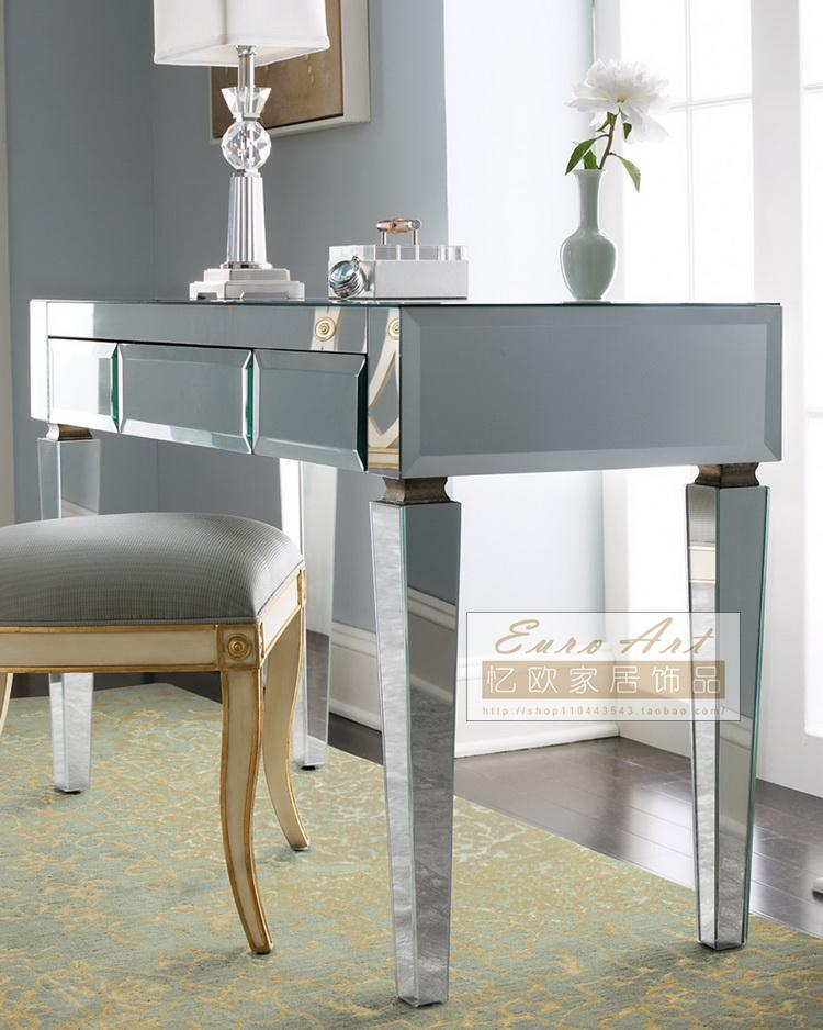 Recalling the European American country furniture desk computer desk bedroom living room desk to do the old neoclassical DD014(China (Mainland))
