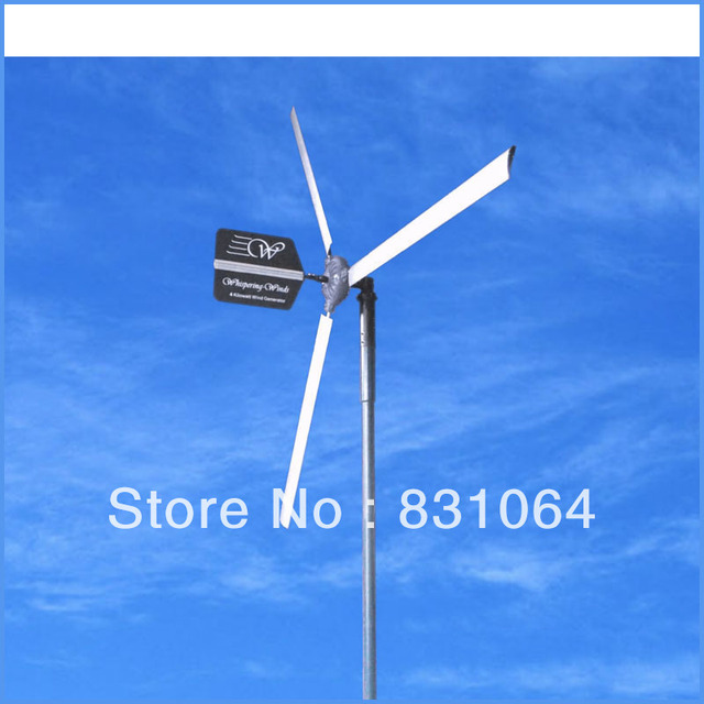 Wind Turbine Low RPM Generator