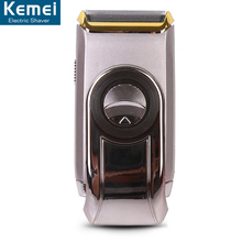 Buy Kemei 288 Electric Shaver Men Trimmer Professional Travel Reciprocating Razors Rechargeable Electric Shaver Shaving Men 220V for $18.99 in AliExpress store