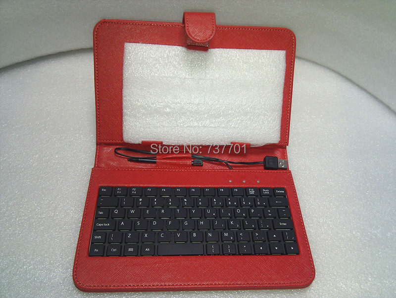 Universal 8 inch Leather case wiht keyboard Android Tablet Flip Case Cover - B&Y Digital Technology Co.,Ltd store