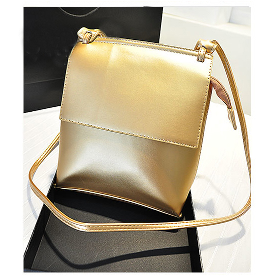 2015 NEW designer silver bags faux leather women messenger bag gold summer crossbody small handbags evening party shoulder bags(China (Mainland))