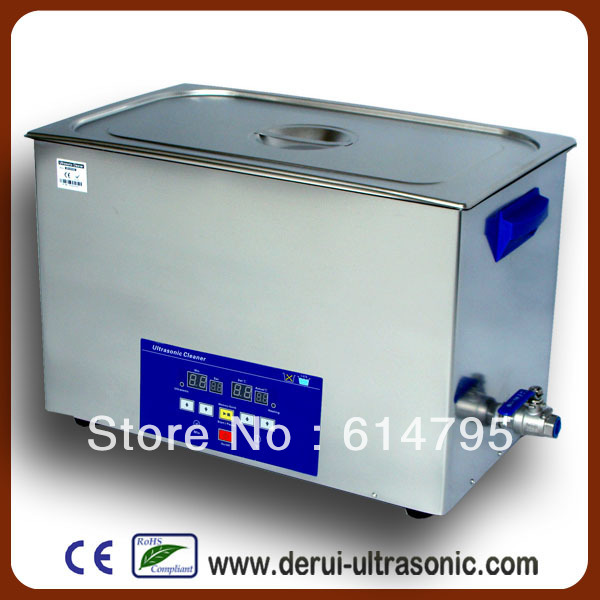 industrial ultrasonic sonic cleaner DR-LQ280 28 Litre(China (Mainland))