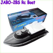 1pcs New JABO-2BS Remote Control Bait Boat With Fish Finder Upgrade Eiditon of JABO-2B Jabo 2bs 2b RTR RC boat(China (Mainland))