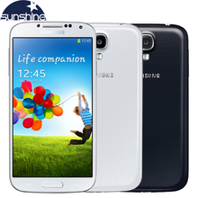 "Buy Unlocked Original Samsung Galaxy S4 I9505 I9500 Mobile phone Quad Core 5"" Cellphone 2GB RAM 16GB ROM Refurbished Smartphone for $105.99 in AliExpress store"