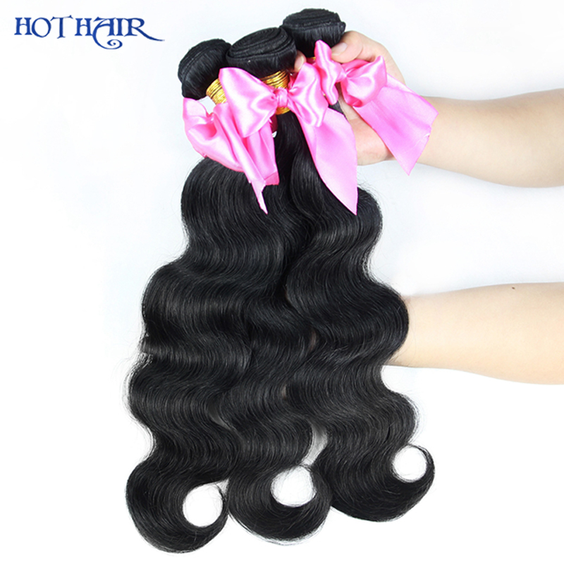 Unprocessed 6A Grade Malaysian Virgin Hair Body WaveVirgin Malaysian Hair Human Hair Weave Wavy Malaysian Body Wave 3 pcs Lot<br><br>Aliexpress
