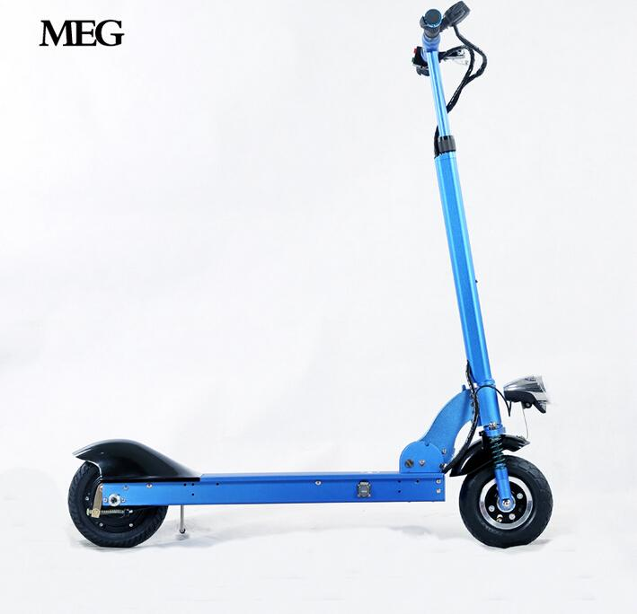 MEG 2S Updated version 2015 new 18AH 50KM electric scooter electric bike electronic bicycle Beyond MYWAY