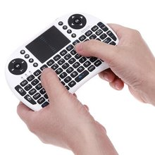 2.4G Rii i8 Wireless Mini Keyboard with Touchpad for PC Pad Google Andriod TV Box PS3 HTPC/IPTV