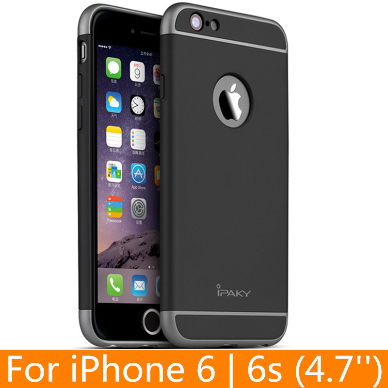 for iPhone 6 For iPhone 6s case Original iPaky Brand protective cover for iPhone 6 for iphone 6s fundas carcasas shell cover(China (Mainland))