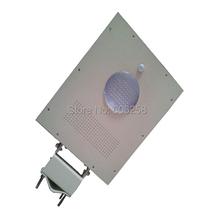 8W Integration Solar LED Street Light / Residential Energy Saving Solar Lights 12PCS(China (Mainland))