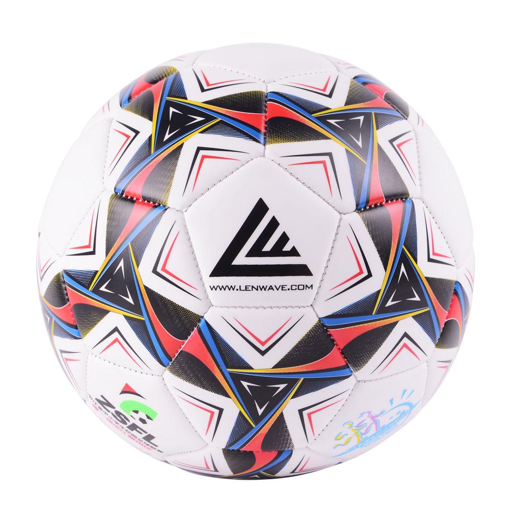 2016 New Brand Soccer Ball Size 3 Kids Children Play Sport Training PVC Football Ball(China (Mainland))