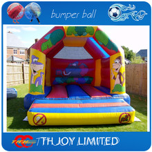 4*3m inflatable jumper,air bouncer inflatable trampoline,inflatable jumping bouncer house(China (Mainland))