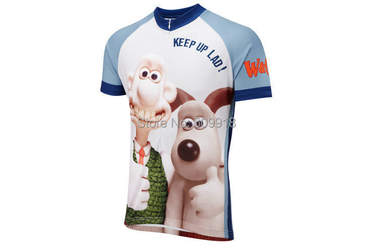 road bike cycling !!cartoon Kids Short Sleeve Cycling Jersey bike/cycle/bicycle jersey children cycling clothing bicycle clothes(China (Mainland))