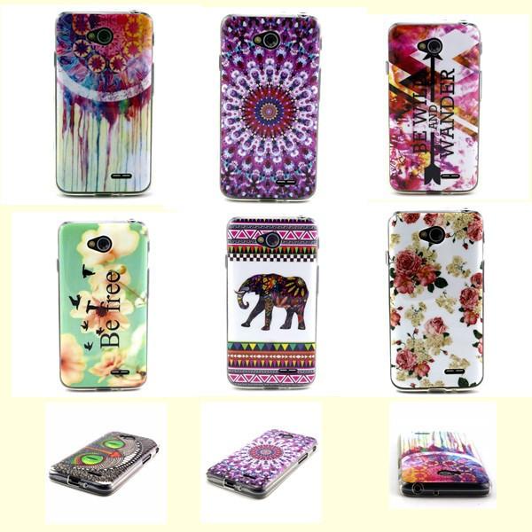 1pcs/Lot Case For LG Optimus L70 D320 D325 Dual Sim Card Soft Gel Tpu Case For L70 D325 Back Cover Skin Phone Cases Free Ship(China (Mainland))