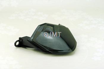 Motorcycle Tail Lights fit Kawasaki Zx6r 2009 - 2012 Warning Lamp(China (Mainland))