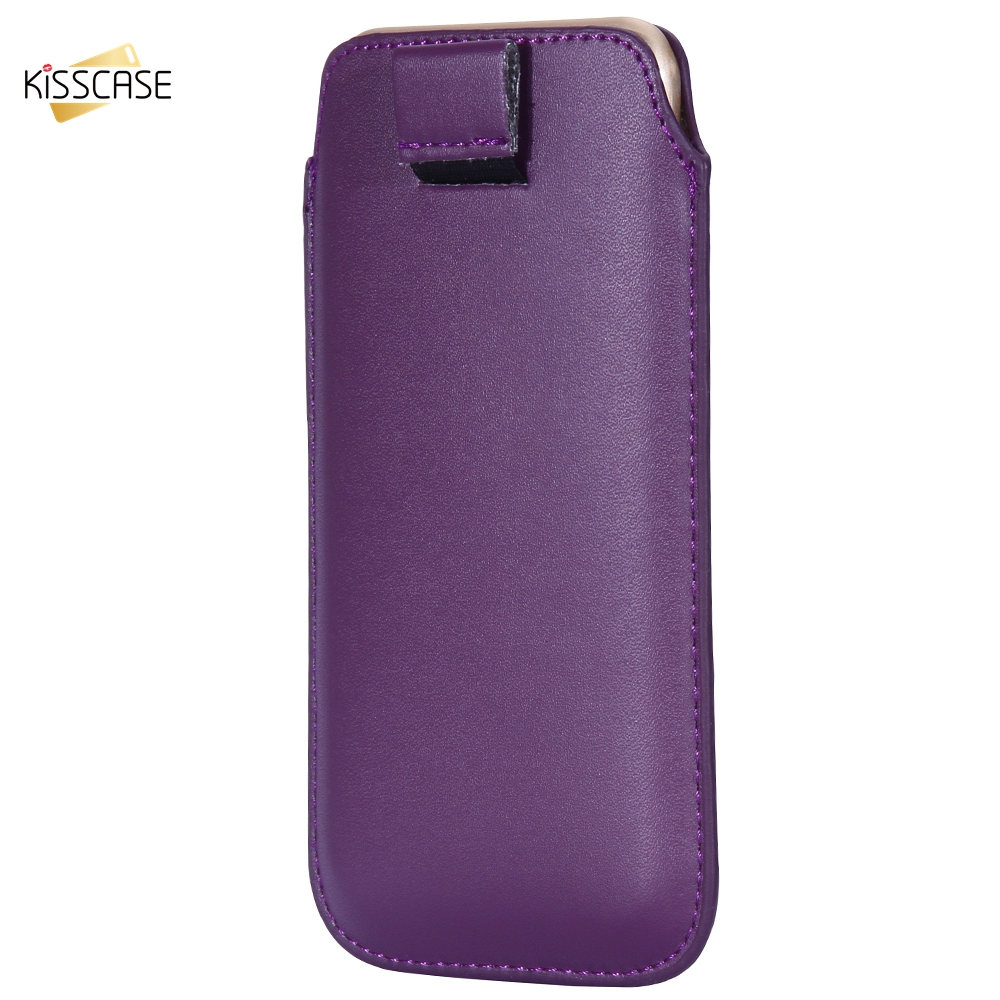 Universal Leather Pouch For iPhone 7 6 6s Plus 5s se Samsung Galaxy S7 S6 edge S4 S5 A5 A7 J5 J7 J3 LG G2 G3 G4 Bag Phone Case(China (Mainland))