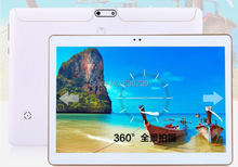 Free Shipping 10 inch 3G 4G LTE Tablet Octa Core 4GB RAM 32GB ROM IPS 1280*800 Dual Cameras Android 5.1 10.1 Tablet+Gifts(China (Mainland))