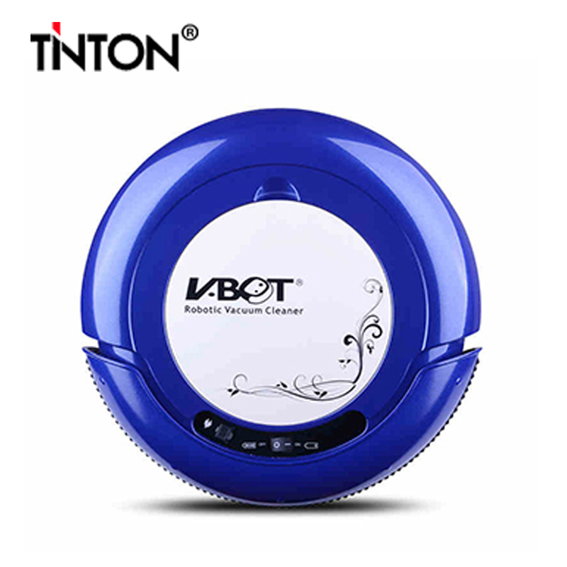 2015 Original Automatical Dust Cleaner V.Bot Vacuum Sweeper Dust Collection Robot cleaner(China (Mainland))